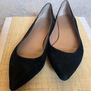 Talbots pointed toe flat